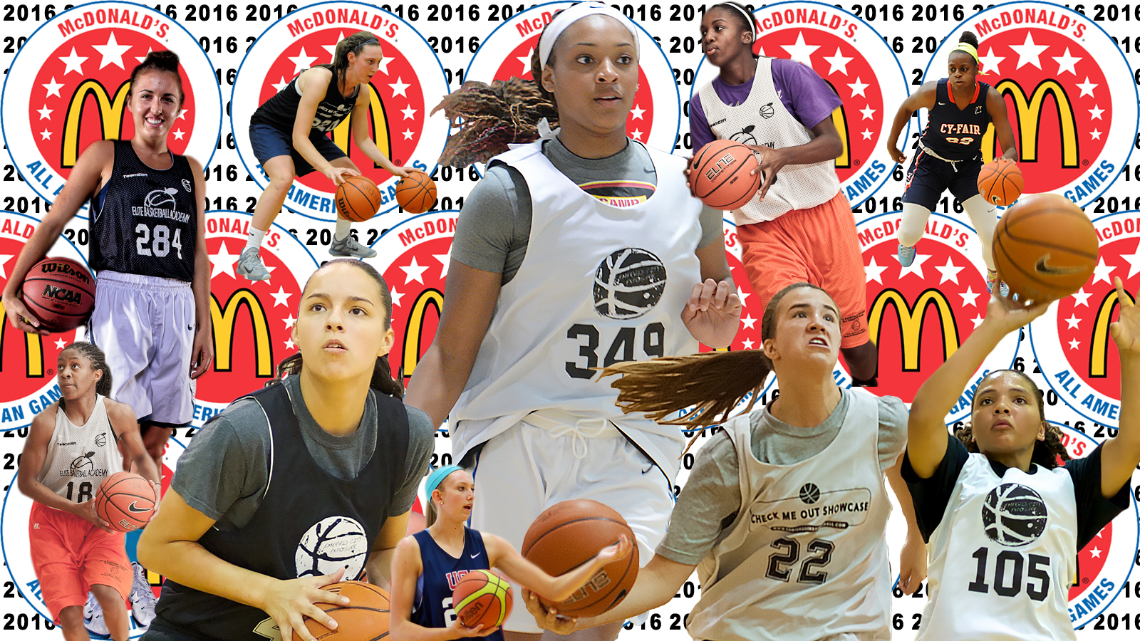 319e3967b051 The 2016 McDonald s All Americans were revealed Sunday evening.