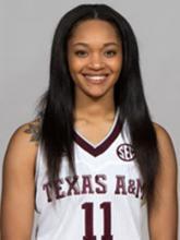 Curtyce Knox - Texas A&M