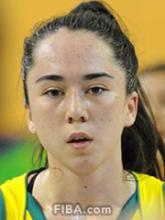 Jasmine Forcadilla by FIBA.com
