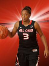 Feature Player: Kelsey Mitchell