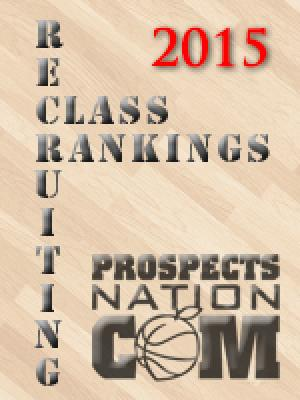 2015 Recruiting Class Rankings -- September