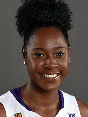 Breanna Lewis - Kansas State