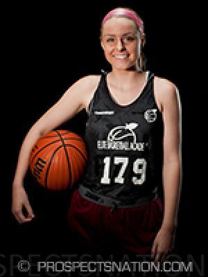 Feature Player: Caroline Patrick
